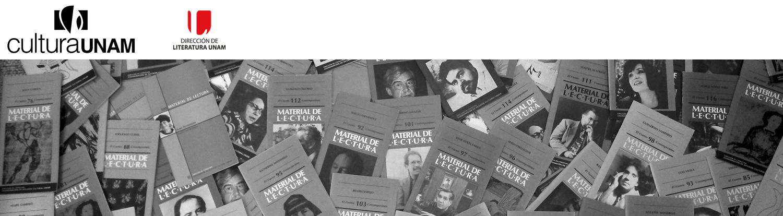 Materiales de lectura Universidad Nacional Autónoma de México UNAM La UNAM aporta textos de autores relevantes , especialmente mexicanos o hispanoamericanos, aunque encontramos algunos libros de autores traducidos de otras lenguas